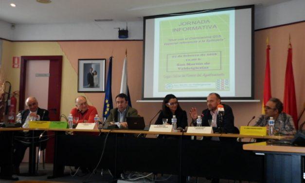 San Martín de Valdeiglesias celebró una jornada sobre el cromosoma 15Q