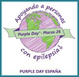 Purple day España