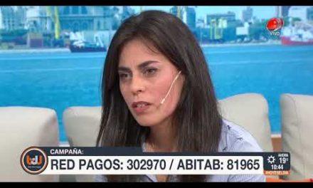 Buen día Uruguay (Entrevista a Ivanna Cestau mama de Morena e Iliara Borges de Fundación Fupier)
