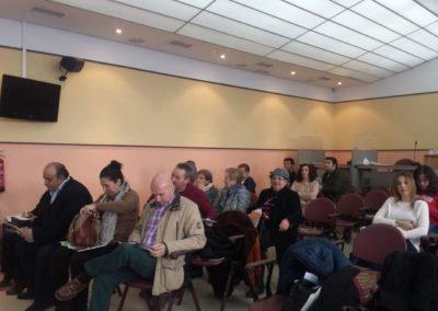 Jornada del Síndrome de Inversión Duplicación del Cromosoma 15q en San Martin de Valdeiglesias0003