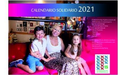 Calendario solidario 2021